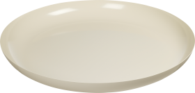 White Plate PNG