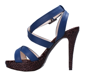 Woman High Heels Sandal PNG