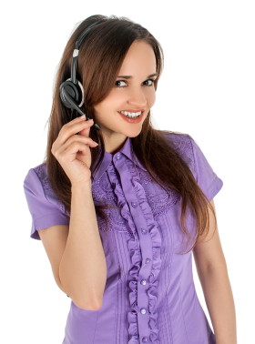 Woman listening Music PNG