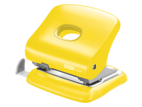 Yellow Punch Hole Machine PNG