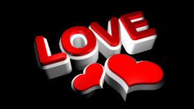 3d Love Render