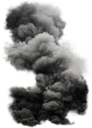 Black Cloud Smoke