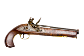 British Tower Pistol