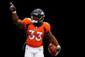 Broncos Player