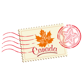 Postage Stamp – Canada