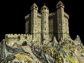 Castle – Antique