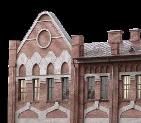 Chimney building