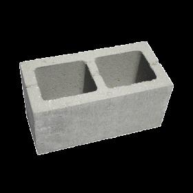 Concrete Block with holes