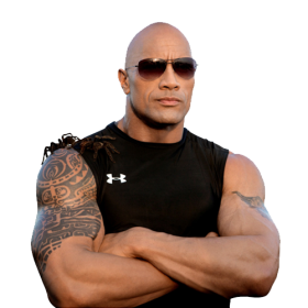 Dwayne Johnson Rampage Celebrity Film Actor