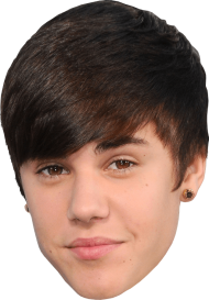 Face Justin Bieber
