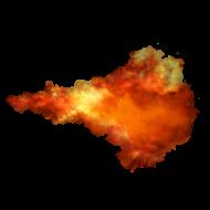 Fireball Flame Fire
