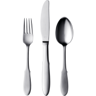 Fork Knife and Spoon