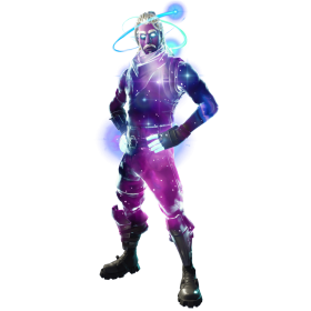 Fortnite Galaxy Skin With Effects