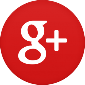 Google Plus Circle Icon