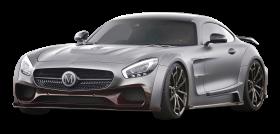 Gray Mercedes AMG GT S Car