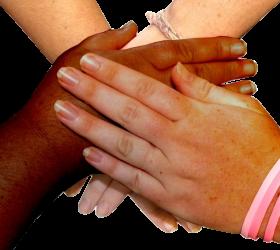 Hands on Hand