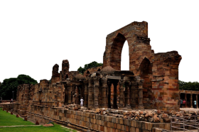 Stone Building – India