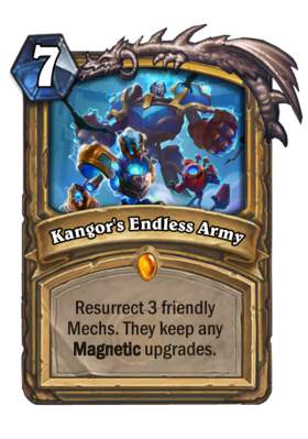 Kangor's Endless Army