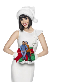 Katy Perry with Sims 3