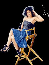 Kylie Jenner Sitting