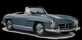 Oldtimer Mercedes PNG