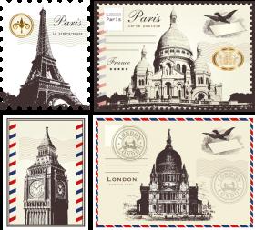 Postage Stamps – France