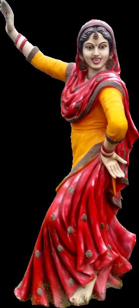 Punjab Gidha Statue Chandigarh Mohali Panchukula
