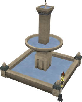 2 Stage Fountain