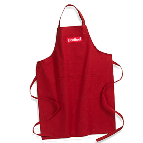 3 Pockets Bib Apron