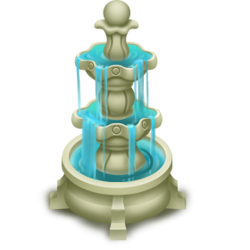 3 Stage Fountain