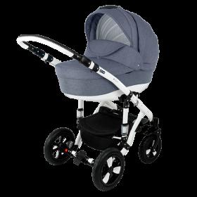4 Wheel Pram Baby
