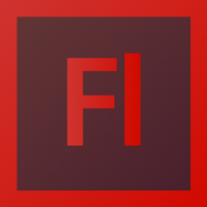 Adobe Flash Logo Icon