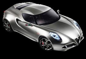 Alfa Romeo 4C Sports Car