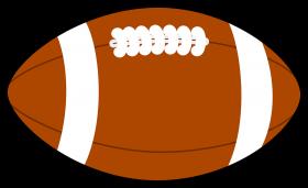 American Football Ball Clipart