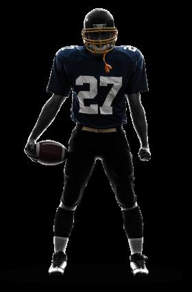 American Football Player