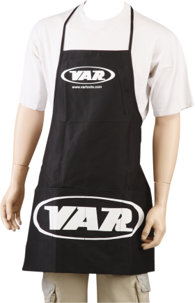 Apron With Var Logo