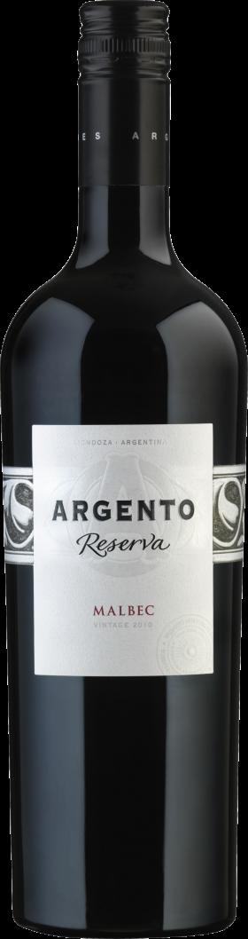 Argento Wine Bottle