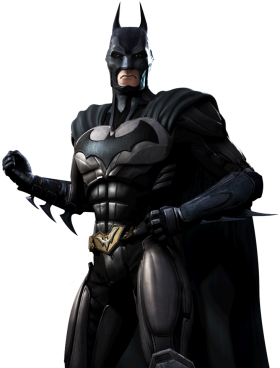 Arkham Batman