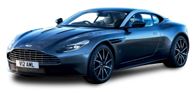 Aston Martin DB11 Blue Car