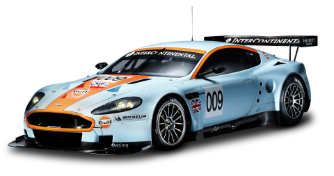 Aston Martin Racing Car