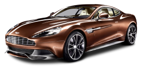 Aston Martin Vanquish Car