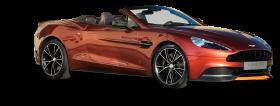 Aston Martin Vanquish Volante Car