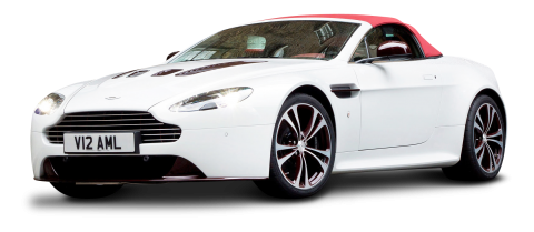 Aston Martin Vantage V12 Sports Car