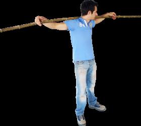 Bamboo Standing