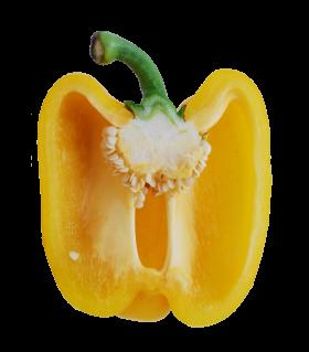 Bell Pepper Half