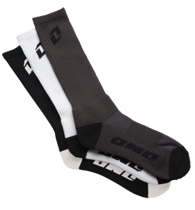 Black And White Socks