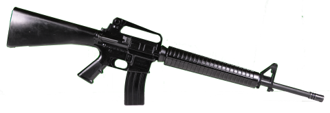 Black Assault RIfle