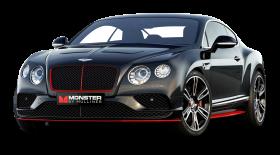Black Bentley Continental GT V8 Car
