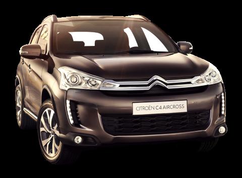 Black Citroen C4 Aircross Car