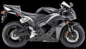 Black Honda CBR 600RR